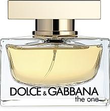 Parfémy, Parfumerie, kosmetika Dolce & Gabbana The One - Parfémová voda