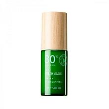 Parfémy, Parfumerie, kosmetika Hydratační pleťová esence se šťávou z aloe vera - The Saem Jeju Fresh Aloe Essence