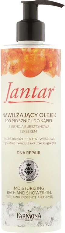 Sprchový olej se stříbrem - Farmona Jantar DNA Repair Hand Serum