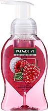 Parfémy, Parfumerie, kosmetika Tekuté mýdlo - Palmolive Magic Softness Foaming Handwash Raspberry