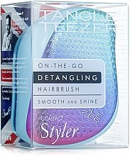 Parfémy, Parfumerie, kosmetika Kompaktní kartáč na vlasy - Tangle Teezer Compact Styler Sundowner