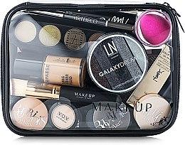 """Parfémy, Parfumerie, kosmetika Transparentní kosmetická taštička """"Visible Bag"""" 20x15x6cm (bez kosmetických prostředků) - MakeUp"""