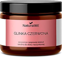 """Parfémy, Parfumerie, kosmetika Přírodní hlína """"Červená"""" - NaturalME"""