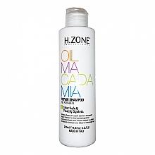 Parfémy, Parfumerie, kosmetika Šampon s olejem macadámie - H.Zone Oil Macadamia
