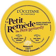 Parfémy, Parfumerie, kosmetika Univerzální balzám - L'Occitane Le Petit Remede Cosmetic Balm (mini)