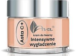 Parfémy, Parfumerie, kosmetika Noční krém na obůičej - Ava Laboratorium Asta C+ Intensive Smoothing
