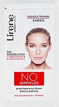 Parfémy, Parfumerie, kosmetika Podložky pod oči proti vráskám - Lirene Dermo Program No Wrinkles