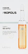 Parfémy, Parfumerie, kosmetika Vyživující pleťová maska - Missha Nutrition Solution Sheet Mask