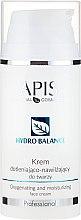 Parfémy, Parfumerie, kosmetika Hydratační krém na obličej - APIS Professional Hydro Balance Oxygenating And Moisturizing Face Cream