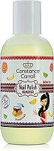 Parfémy, Parfumerie, kosmetika Prostředek pro odstraňování laku - Constance Carroll Nail Polish Remover