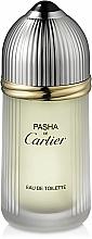 Parfémy, Parfumerie, kosmetika Cartier Pasha de Cartier - Toaletní voda
