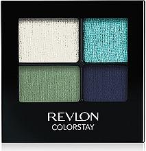 Parfémy, Parfumerie, kosmetika Odolné oční stiny - Revlon Colorstay 16 Hour Eyeshadow Quad