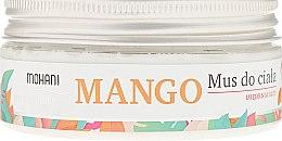 Parfémy, Parfumerie, kosmetika Tělová pěna - Mohani Natural Mango Mousse
