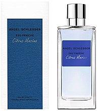 Parfémy, Parfumerie, kosmetika Angel Schlesser Eau Fraiche Citrus Marino - Toaletní voda