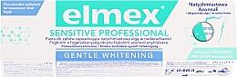 Parfémy, Parfumerie, kosmetika Zubní pasta - Elmex Professional Sensitive Professional Gentle Whitening