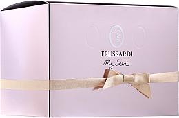Parfémy, Parfumerie, kosmetika Trussardi My Scent - Sada (edt/50ml + b/lot/100ml + edt/1.5ml + bag)