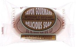 "Parfémy, Parfumerie, kosmetika Mýdlo ""Mandle"" - L'Occitane Almond Delicious Soap"