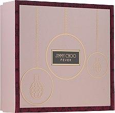 Parfémy, Parfumerie, kosmetika Jimmy Choo Fever - Sada (edp 60 ml + b/lot 100 ml)