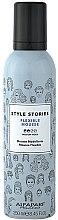 Parfémy, Parfumerie, kosmetika Pěna pro vlasy se střední fixací - Alfaparf Style Stories Flexible Mousse Medium Hold