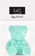 Parfémy, Parfumerie, kosmetika Přírodní, ručně vyráběné mýdlo Malý medvídek s vůní kiwi - LaQ Happy Soaps Natural Soap