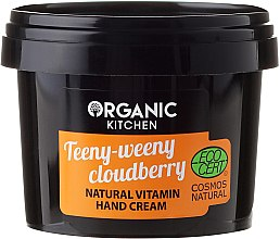 Parfémy, Parfumerie, kosmetika Krém na ruce - Organic Shop Organic Kitchen Teeny-Weeny Cloudberry Hand Cream