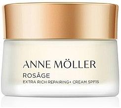 Parfémy, Parfumerie, kosmetika Krém na obličej - Anne Moller Rosage Crema Extra Rica Spf15