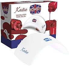 Parfémy, Parfumerie, kosmetika Lampa LED, bílá - Ronney Profesional Katie 24W (GY-LED-037(9C) Lamp