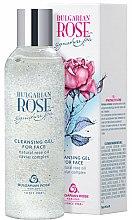 Parfémy, Parfumerie, kosmetika Čisticí gel na obličej - Bulgarian Rose Signature Cleaning Gel