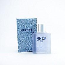 Parfémy, Parfumerie, kosmetika Chat D'or Keen Zone For Men - Toaletní voda