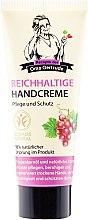Parfémy, Parfumerie, kosmetika Výživný krém na ruce - Recepty Babičky Hertrudy