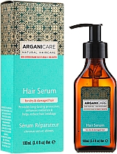 Parfémy, Parfumerie, kosmetika Sérum na vlasy - Arganicare Shea Butter Hair Serum