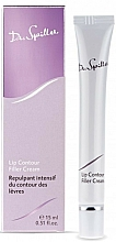 Parfémy, Parfumerie, kosmetika Filler krém na kontury rtů - Dr. Spiller Lip Contour Filler Cream