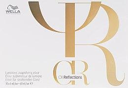 Parfémy, Parfumerie, kosmetika Sada essence pro intenzivní lesk vlasů - Wella Professionals Oil Reflections Serum