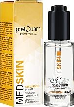 Parfémy, Parfumerie, kosmetika Hyaluronové sérum proti vráskám - PostQuam Med Skin Hyaluronic Serum
