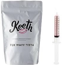 Parfémy, Parfumerie, kosmetika Sada náhradních aplikátorů s bělícím gelem Malina - Keeth Raspberry Refill Pack