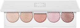 Parfémy, Parfumerie, kosmetika Paleta rozjasňovačů - Ofra Signature Glow Palette Multicolor