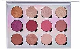 Parfémy, Parfumerie, kosmetika Paleta magnetických očních stínů - Pur Extreme Visionary 12-Piece Magnetic Eyeshadow Palette