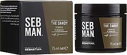 Parfémy, Parfumerie, kosmetika Pomáda na vlasy pro přirozenou fixaci - Sebastian Professional SEB MAN The Dandy