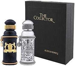 Parfémy, Parfumerie, kosmetika Alexandre.J Black Muscs+Silver Ombre - Sada (edp/30mlx2)
