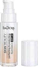 Parfémy, Parfumerie, kosmetika Tónalní krém na obličej - Skin Beauty Perfecting & Protecting Foundation SPF 35 (01 -Fair)