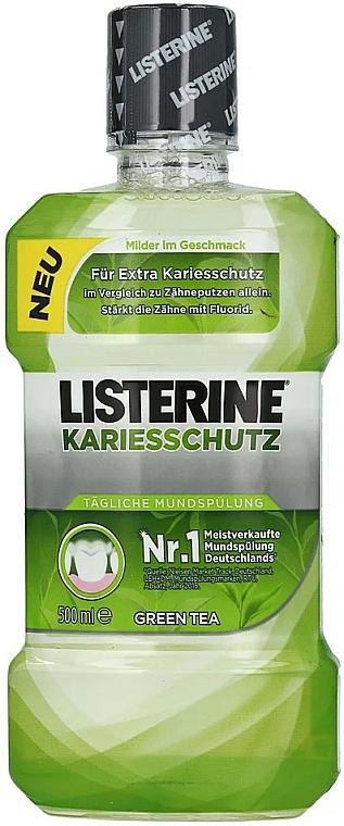 Ústní voda Proti zubnímu kazu - Listerine Caries Protection Mouthwash