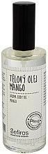 "Parfémy, Parfumerie, kosmetika Tělový olej ""Mango"" - Sefiros Mango Body Oil"