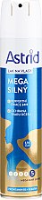Parfémy, Parfumerie, kosmetika Lak na vlasy megaefektivní efekt - Astrid Hairspray Mega Potent Effect