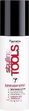 Parfémy, Parfumerie, kosmetika Sprej-lesk s posilujícím účinkem - Fanola Tools Super Light Spray