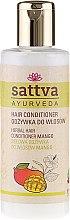 Parfémy, Parfumerie, kosmetika Kondicionér na vlasy - Sattva Conditioner Mango