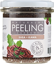 Parfémy, Parfumerie, kosmetika Kávový peeling pro tělo - E-Fiore Coffee Body Peeling