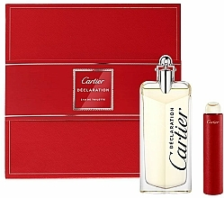 Parfémy, Parfumerie, kosmetika Cartier Declaration - Sada (edt/100ml + edt/15ml)