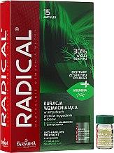 Parfémy, Parfumerie, kosmetika Péče proti vypadávání vlasů pro oslabené vlasy - Farmona Radical Hair Loss