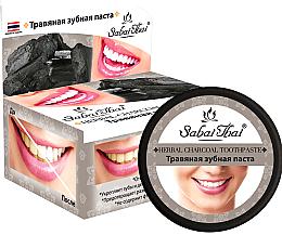 Parfémy, Parfumerie, kosmetika Zubní pasta s uhlím - Sabai Thai Herbal Charcoal Toothpaste