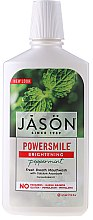 Parfémy, Parfumerie, kosmetika Osvěžující ustní voda se skořicí - Jason Natural Cosmetics Power Smile